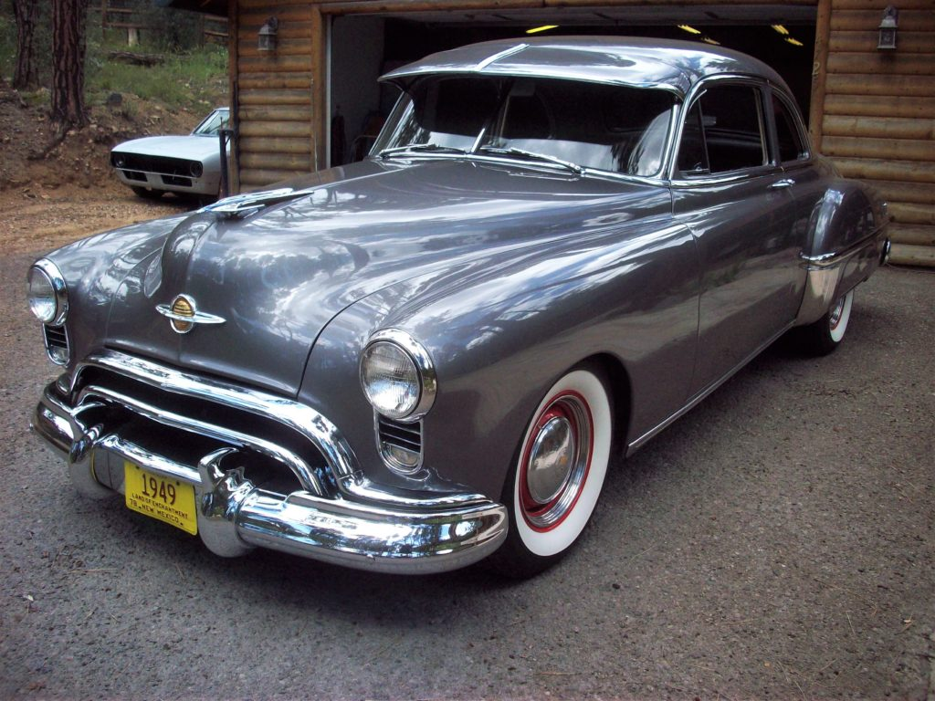Prescott Hot Rods 1949 Oldsmobile Rocket 88