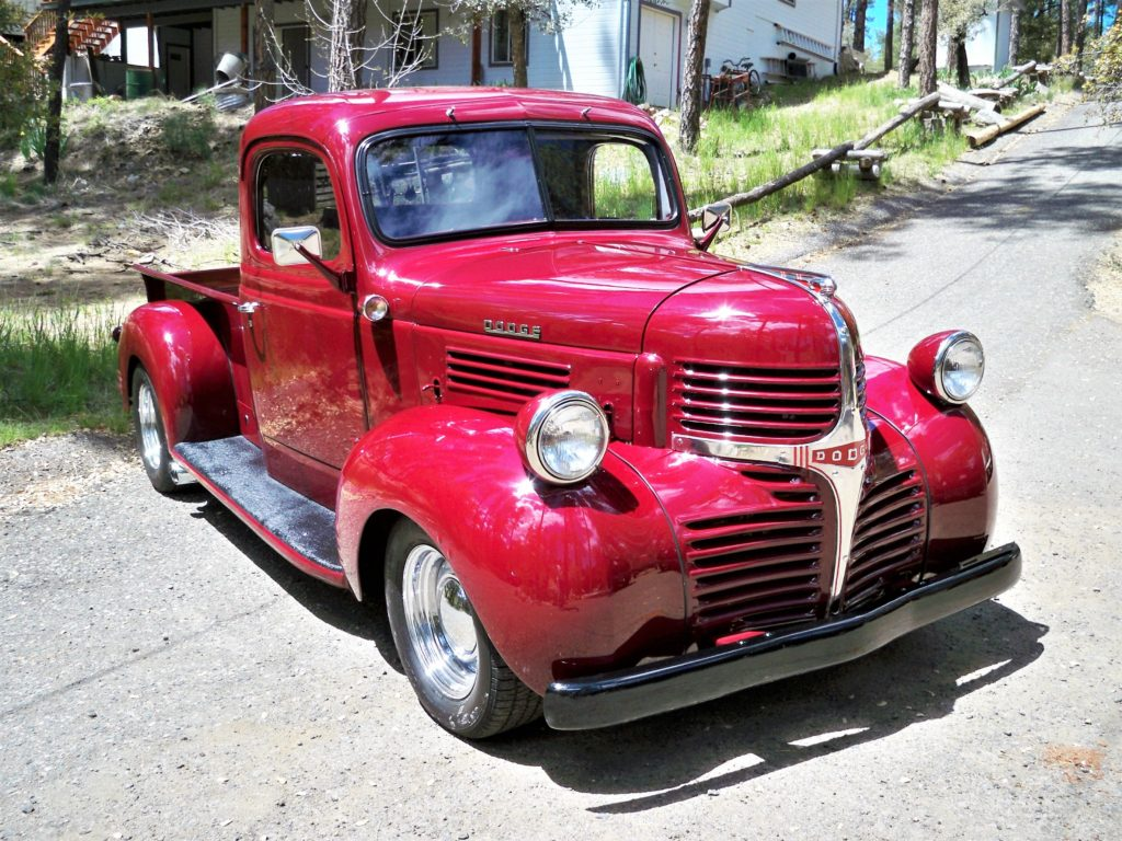 Prescott Hot Rods 1947 Dodge Pickup Truck