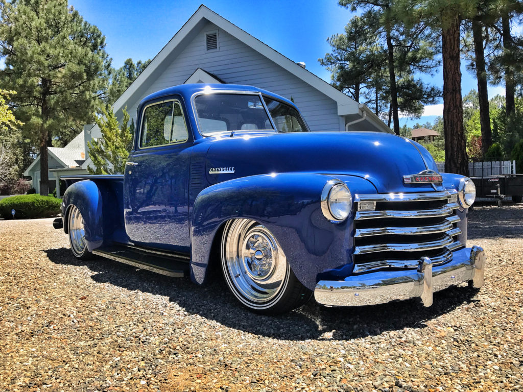 Prescott Hot Rods 1951 Chevy Truck